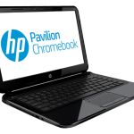 HP Pavilion 14 from left